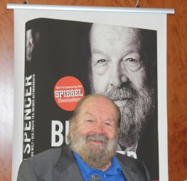 Carlo Pedersoli alias Bud Spencer im Interview