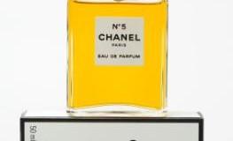 Chanel N.5 Flacon und Verpackung