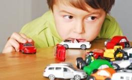 Chemisch behandeltes Spielzeug gefährdet die Gesundheit von Kindern