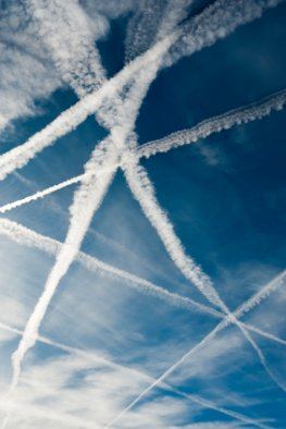 Chemtrails am Himmel?