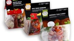 Alle Menüs von Youcook: Nasi Goreng, Thai Curry oder Pasta Valentina