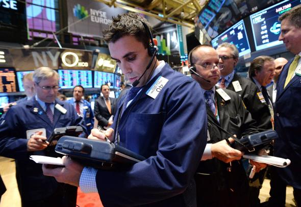 Credit Default Swaps werden an der Börse gehandelt.
