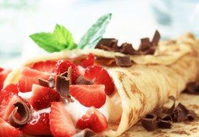 Crêpes – hauchzarte Pfannkuchen