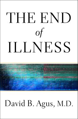 "Das Buch ""The End of Illnes"" von Dr. David B. Agus"