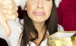 Das falsche Geschenk zu Weihnachten