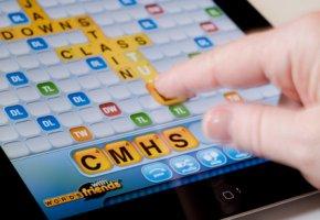 Das iPad unterstützt die Schüler beim lesen und schreiben