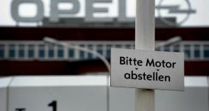 Das Opel Werk in Bochum