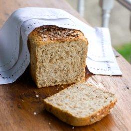 Das Rheinische Schrotbrot, auch bekannt unter dem Namen: Adenauer-Brot