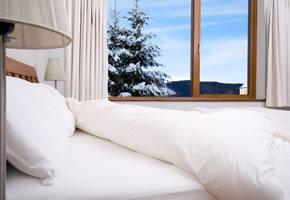 Das richtige Oberbett für den Winter?