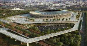 Das Stadion Belo Horizonte wird mit Solaranlagen ausgestattet.