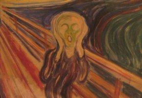 """Das teuerste Bild der Welt: """"Der Schrei"""" von Edvard Munch"""