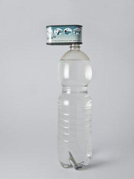 Das WADI-Tool auf einer Pet-flasche