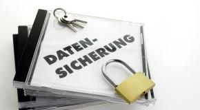 Datensicherheit: Datensicherung auf CD