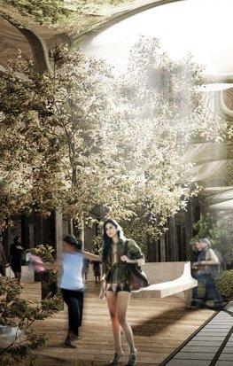 Das Delancey Projekt - der unterirdische Park in Manhattan