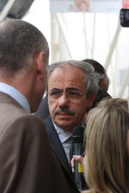 Der ehemalige Gouverneur von Siziien: Raffaele Lombardo