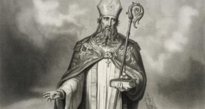 Der Heilige Nikolaus von Myra.