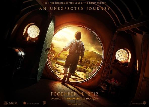 """Im Film """"Der Hobbit"""" wurde erstmals mit High Frame Rate gedreht. Bild:"""