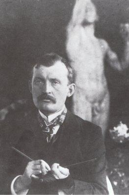 Der norwegische Expressionist Edvard Munch