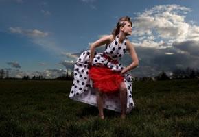 Der Petticoat liegt im Modetrend