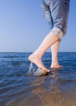 Der Plattfuss ist eine Fußfehlstellung des Fußes