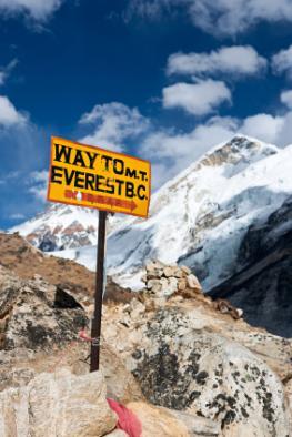 Die Uni Gießen errichtet ein Höhenlabor am Mount Everest
