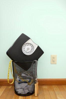 Diät-Frustration - Abnehmen mit Fatburner