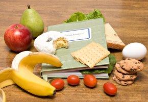 Diaät Journal - Schreiben Sie auf, was Sie essen
