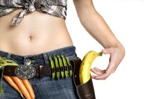 Diäten und Abnehmpille