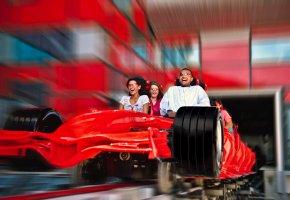 Die Achterbahn Formular-Rossa