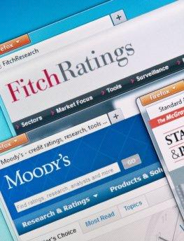 Die drei großen Ratingagenturen aus den USA