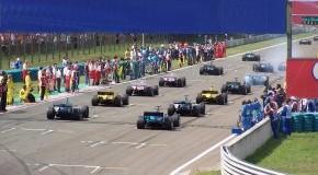 Die Formel 1 fährt in die neue Saison