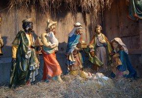 Heilige Drei Könige - und die Geburt Christi
