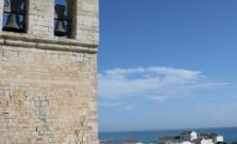 Die Kirche von Saintes-Maries-de-la-mer - Camargue