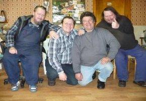Die Ludolfs - die vier Brüder aus Dernbach