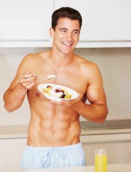 Die Men's-Health-Diät - in sechs Wochen zum Sixpack