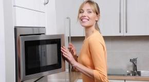 Die Mikrowelle - der Allrounder in der Küche