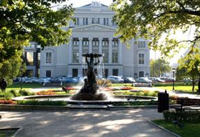 Die Oper in Riga
