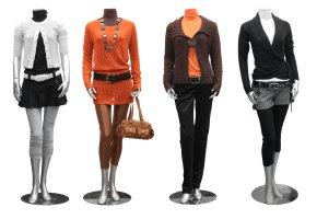 Die Wirtschaft bestimmt den Modetrend