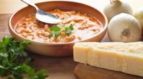 Die Zubereitung machts - Kutteln mit Käse