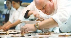 Er kocht für sein Leben gern: Dieter Koschina