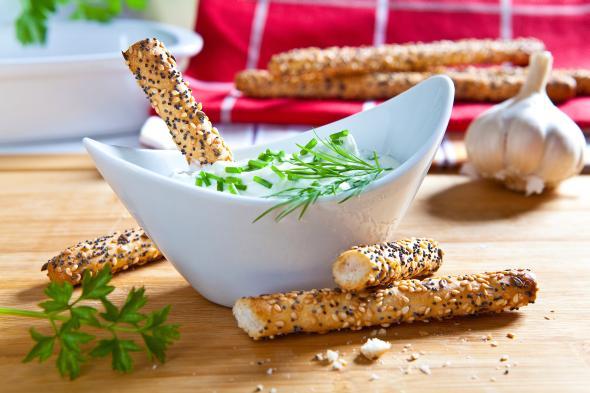 Dips: Dip Rezepte zum dippen von Speisen.