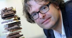Er hatte eine tolle Idee - Dr. Stefan Bon hat die fettarme Schokolade erfunden.
