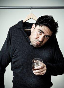 Drogenpsychosen - Hangover nach Alkoholkonsum