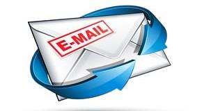 Eine E-Mail Nachricht