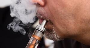 Mit der E-Zigarette zum Nichtraucher.