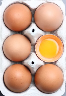 Eierdiät: die Mayo-Diät setzt auf eiweißhaltige Ernährung