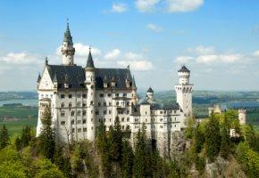 Ein Besuch auf Schloss Neuschwanstein