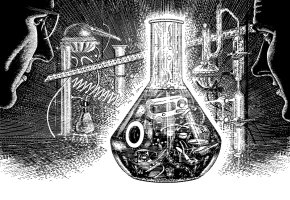 Ein Blick auf vergangene Forschung und Wissenschaft