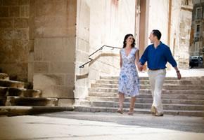 Ein Spaziergang durch Valetta