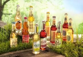 Immer mehr Produkte im Regal: Eine Auswahl von alkoholfreien Fassbrausen
